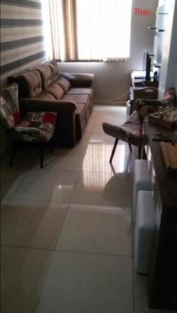 CLN 3 Bloco B Riacho Fundo Riacho Fundo   Apartamento com 02 quartos, cozinha com armários no Edifício Borges à venda, Riacho Fundo, Riacho Fu