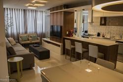SQNW 107 Noroeste Brasília   SQNW 107 Via Classique, Lindo Apartamento decorado por arquiteto, De canto, 3 dormitórios à venda, 0