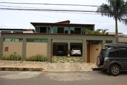 Casa à venda QRI 18   Excelente casa 5 quartos - Residencial Santos Dumont