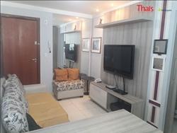 Kitnet à venda Rua  3   Studio com quarto no Villa Grecia à venda, Águas Claras Norte - Águas Claras/DF