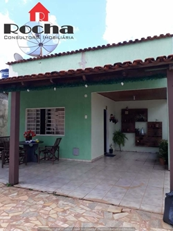 Casa à venda Rua  MATO GROSSO   PLANALTINA-DF - ACEITO CASA MENOR VALOR / FINANCIAMENTO E FGTS