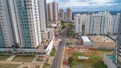Lote à venda Rua  36   RUA 36 norte - ótima projeção, constroi 5X
