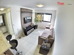 Apartamento à venda Rua  37   Rua 37 Sul, Real Celebration, 1 quarto, reformado, 1 vaga, Águas Claras.