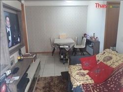 Quadra 301 Conjunto 7 Samambaia Sul Samambaia   Apartamento com 02 quartos sendo 01 suíte, cozinha com armários, 01 vaga de garagem no Via Tropical