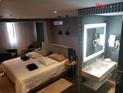 SHN Quadra 05 Bloco G Asa Norte Brasília   Flat com banheiro no Mercure Hotel à venda, Asa Norte - Brasília/DF