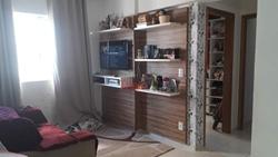 QN 412 Conjunto A Samambaia Norte Samambaia   Apartamento com 02 quartos sendo 01 suíte, 01 vaga de garagem, cozinha com armários no Oasis à venda