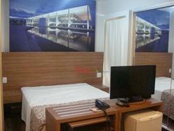 Hotel-Flat à venda Rua  36   Flat com quarto no Smart 04 à venda, Águas Claras Sul - Águas Claras/DF