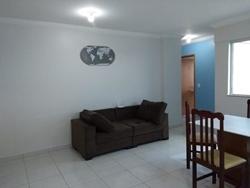 QS 519 Conjunto A Samambaia Sul Samambaia   Apartamento com 02 quartos, cozinha com armários e 01 vaga de garagem no Topazio á venda, Samambaia