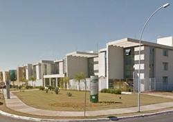QMSW 6 Lote 2 Bloco A Sudoeste Brasília   Kitnet com quarto, 01 vaga de garagem no Espaço Villaverde à venda, Sudoeste - Brasília/DF