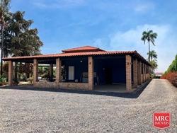 Rural à venda NUCLEO RURAL LAGO OESTE   RUA 00 - CHÁCARA PRONTA - MURADA - COM CASA E PISCINA