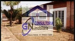 Lote à venda SMPW Quadra 17 Conjunto 6  , Park Haus  Lote murado e gradeado, com piscina, energia elétrica e água !!!