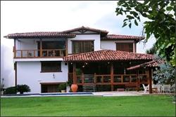 Casa à venda SHIS QL 12 Conjunto 6   Casa rústica e sofisticada com madeira maçica aparente