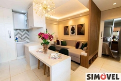 Apartamento à venda CNB 12   Apartamento com 2 dormitórios à venda, 48 m² por R$ 257.000,00 - Taguatinga Norte - Taguatinga/DF