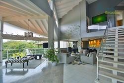 Condomínio Ville Montagne Jardim Botanico Brasília   VILLE DE MONTAGNE - Casa em Condomínio, 3 dormitórios, 480m²  - Lago Sul - Brasília/DF
