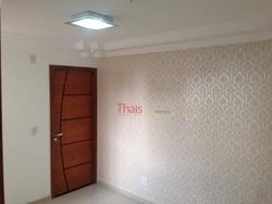 QN 118 Conjunto 1 Samambaia Sul Samambaia   Apartamento com 02 quartos, cozinha, sala e banheiro social à venda - Samambaia/DF