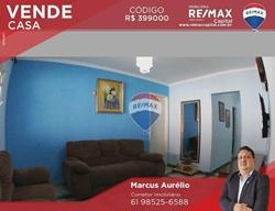 Casa à venda QNO 13 Conjunto B   QNO 13 - 03 quartos