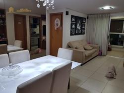 Apartamento à venda SGCV Lote 27 Park Sul  , Prime Residence  sala ampla