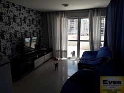 Apartamento à venda Quadra 207  , QUADRA 207  Apartamento barato, uma casa suspensa, vista livre e permanente