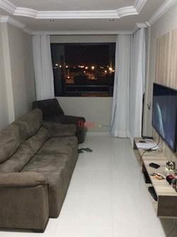 AC 01 Riacho Fundo Riacho Fundo   Apartamento com 02 quartos com 01 suite, sala, cozinha, banheiro social e varanda no Terra Nova à ve