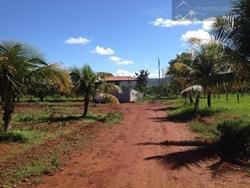 Rural à venda Condomínio Residencial Prive La Font   Chacara e Mini Haras. Casa principal. Salão de Fesrtas. Espelho d'Água. Estábulo.