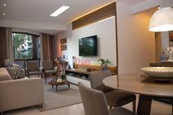 SQSW 305 Bloco A Sudoeste Brasília   Apartamento com 03 quartos com 01 suite, sala, cozinha e banheiro social no Residencial Kopenhagen à