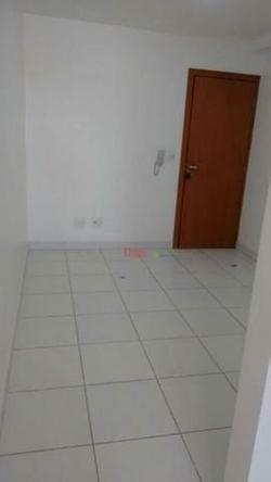 Kitnet à venda CLN 7 Bloco F   Kitnet com 01 quarto, sala, cozinha e vaga de garagem na CLN 07 Bloco F à venda - Riacho Fundo/DF