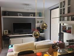 SGCV Lote 10 Park Sul Brasília   Apartamento com 01 quarto, sala, copa e banheiro no Venice Park Sul à venda - Park Sul/DF