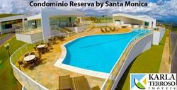 Lote à venda Alameda dos Flamboyants   Condomínio Reserva Santa Monica