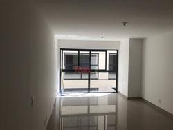 CRNW 510 Bloco A Lote 2 Noroeste Brasília   Kitnet com 01 quarto, vão livre, banheiro social e vaga de garagem no Residencial Sunset à venda - N