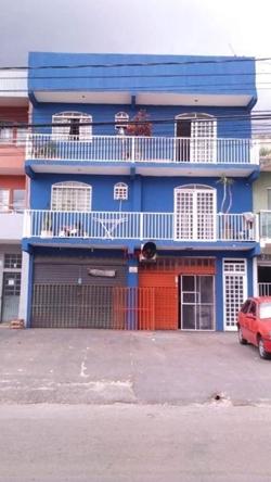 Predio à venda Quadra 2 Conjunto B   Prédio com 02 lojas comerciais  e 07 apartamentos no SIBS Quadra 02 à venda - Núcleo Bandeirante/DF