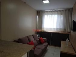 Rua DAS PAINEIRAS Norte Águas Claras   Apartamento com 01 suíte, cozinha, sala e vaga de garagem no One Mall, Business e Residence à venda