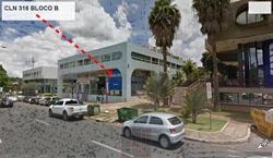 Loja à venda CLN 316 BLOCO B FRENTE/ESQUINA/ALUGADA  EXCELENTE PONTO COMERCIAL ALUGADO PRA FARMACIA