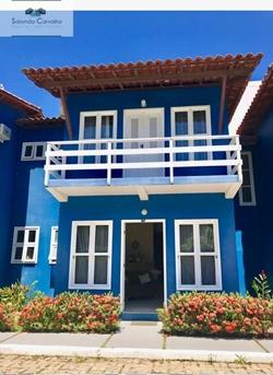 Apartamento à venda RUA DO TELEGRAFO Xamangunga , Golden Dolphin Excelente Duplex Condomínio Fechado a 200 metros da Praia  Tapirapuã P.Seguro