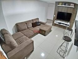 Apartamento à venda Rua  8   Rua 08, Res Claudio Medeiros, Vicente Pires, 02 quartos sendo 01 suite, porcelanato, 01 vaga de gara