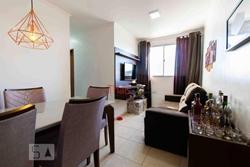 Apartamento para alugar QS 5 Rua  310   Apartamento com 3 dormitórios para alugar, 60 m² por R$ 1.300/mês - Areal - Águas Claras/DF