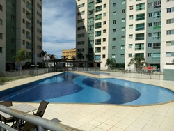 Apartamento à venda QS 5 Rua 860  , RESIDENCIAL BELLAVIDAIDA Fácil acesso de saída de Águas Claras, Pistão Sul,