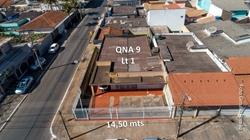 Lote à venda QNA 9   QNA 9 - Terreno para construção de predio.l