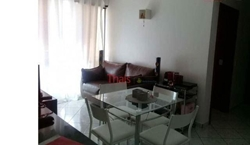 Apartamento à venda CCSW 3 Lote 5 Bloco B   Apartamento com 02 quartos, sala, cozinha e banheiro social no Residencial Porto Feliz à venda - Sud