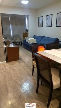 Apartamento à venda Alameda das Acácias Quadra 107 RESIDENCIAL RIO NEGRO , BLOCO A Excelente planta, andar alto, nascente, vista livre