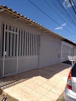 Casa à venda QNO 2 Conjunto E   Casa só no lote