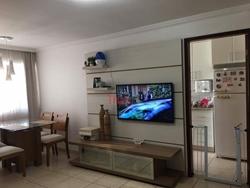EPTG QE 4 Bloco B-11 Quadras Economicas Lucio Costa Guará   Apartamento com 02 quartos com armários na EPTG QE 04 Bloco 11 à venda - Guará/DF