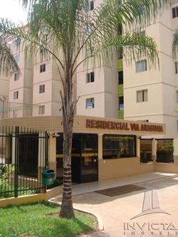 Apartamento à venda AC 02 LOTES 1,2 E 12 , VIA ARAGUAIA APARTAMENTO COM 3 QUARTOS NO RIACHO FUNDO 1 NO VIA ARAGUAIA