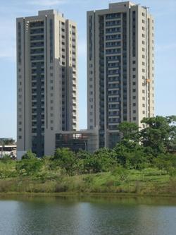 Apartamento à venda Residencial 1 Quadra C02   UNIDADE  DECORADA  , MOBILIADA   COM FINO  ACABAMENTO