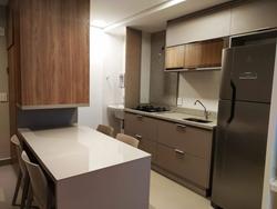 Apartamento à venda CRNW 510 Bloco B Lote 3   MOBILIADO E DECORADO