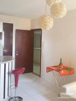 Apartamento à venda CALDAS NOVAS   Apartamento com 2 dormitórios à venda, 70 m² por R$ 165.000 - Jardim dos Turistas - Caldas Novas/GO