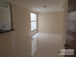 Apartamento à venda Condomínio Solar de Brasília   Apartamento com 2 dormitórios à venda, 54 m² por R$ 240.000 - Setor Habitacional Jardim Botânico - B