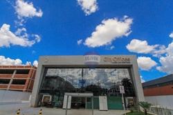 Sala à venda SIG Quadra 2   Sala de 132 m² de canto no City Offices com duas vagas de garagem privativas - Setor de Indústrias G