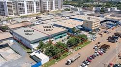 Galpao para alugar CSG 5   Galpão A 1.420M²