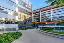 Sala para alugar SIG Quadra 4   Sala comercial no Capital Financial Center do SIG