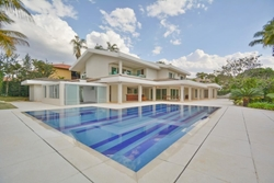 Casa para alugar SHIS QI 7   SHIS QI 07 - ESPETACULAR E COM MUITA CLASSE, 839,93m² de área construída, ponta de quadra, Lago Sul,